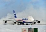 新千歳空港 - New Chitose Airport [CTS/RJCC]で撮影された日本貨物航空 - Nippon Cargo Airlines [KZ/NCA]の航空機写真