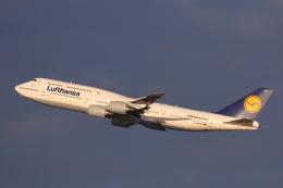 航空フォト:D-ABYH ルフトハンザドイツ航空 747-8