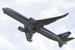 はやたいさんが、関西国際空港で撮影した全日空 767-381/ERの航空フォト(写真)