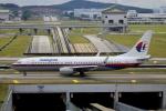 Koba UNITED®さんが、クアラルンプール国際空港で撮影したマレーシア航空 737-8FZの航空フォト(写真)
