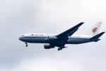 アオアシシギさんが、成田国際空港で撮影した中国国際航空 767-2J6/ERの航空フォト(写真)
