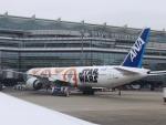 ken1☆MYJさんが、羽田空港で撮影した全日空 777-381/ERの航空フォト(写真)