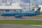 Kuuさんが、福岡空港で撮影したベトナム航空 A321-231の航空フォト(写真)