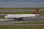 Cassiopeia737さんが、関西国際空港で撮影した吉祥航空 A320-214の航空フォト(写真)