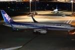 颯平さんが、羽田空港で撮影した全日空 767-381/ERの航空フォト(写真)