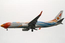 Itami Spotterさんが、ドンムアン空港で撮影したノックエア 737-88Lの航空フォト(飛行機 写真・画像)