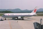 けんじさんが、広島空港で撮影した中国国際航空 767-2J6/ERの航空フォト(写真)
