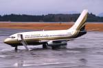 トロピカルさんが、鹿児島空港で撮影した香港ドラゴン航空 737-2Q8/Advの航空フォト(写真)