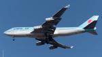 coolinsjpさんが、金浦国際空港で撮影した大韓航空 747-4B5の航空フォト(写真)