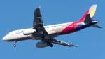 coolinsjpさんが、金浦国際空港で撮影したアシアナ航空 A320-232の航空フォト(写真)