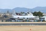 夏みかんさんが、名古屋飛行場で撮影した海上自衛隊 UP-3Cの航空フォト(飛行機 写真・画像)