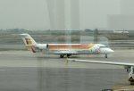 せいちやんさんが、レオナルド・ダ・ヴィンチ国際空港で撮影したエア・ノーストラム CL-600-2B19 Regional Jet CRJ-200ERの航空フォト(写真)