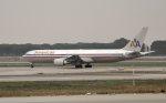 せいちやんさんが、レオナルド・ダ・ヴィンチ国際空港で撮影したアメリカン航空 767-323/ERの航空フォト(写真)