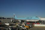 matsuさんが、オヘア国際空港で撮影した大韓航空 747-4B5の航空フォト(写真)