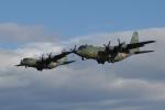 hide737さんが、名古屋飛行場で撮影した航空自衛隊 C-130H Herculesの航空フォト(写真)