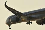 リーペアさんが、羽田空港で撮影したシンガポール航空 A350-941の航空フォト(飛行機 写真・画像)