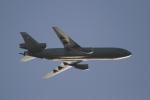 とらとらさんが、厚木飛行場で撮影したアメリカ空軍 KC-10A Extender (DC-10-30CF)の航空フォト(飛行機 写真・画像)