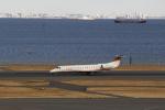 とらとらさんが、羽田空港で撮影したジェットゴー・オーストラリア ERJ-140の航空フォト(飛行機 写真・画像)