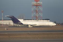 KKiSMさんが、バッファロー・ナイアガラ国際空港で撮影したフェデックス・エクスプレス 727-233/Adv(F)の航空フォト(飛行機 写真・画像)