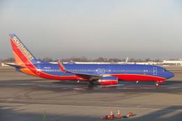 KKiSMさんが、バッファロー・ナイアガラ国際空港で撮影したサウスウェスト航空 737-8H4の航空フォト(飛行機 写真・画像)