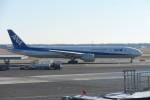KKiSMさんが、ジョン・F・ケネディ国際空港で撮影した全日空 777-381/ERの航空フォト(写真)