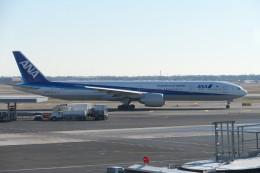 KKiSMさんが、ジョン・F・ケネディ国際空港で撮影した全日空 777-381/ERの航空フォト(飛行機 写真・画像)