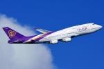 Flankerさんが、羽田空港で撮影したタイ国際航空 747-4D7の航空フォト(写真)