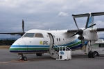 sky77さんが、五島福江空港で撮影したオリエンタルエアブリッジ DHC-8-201Q Dash 8の航空フォト(写真)