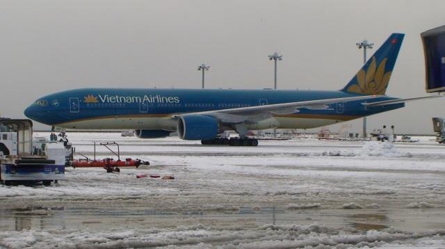 ベトナム航空 Boeing 777-200 VN...