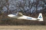 zibaさんが、木曽川滑空場で撮影した日本法人所有 Ka 6Eの航空フォト(写真)