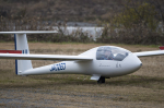zibaさんが、大野滑空場で撮影した日本法人所有 Discus CSの航空フォト(写真)