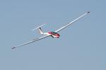 zibaさんが、大野滑空場で撮影した日本法人所有 ASK 21の航空フォト(写真)