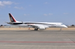 hide737さんが、名古屋飛行場で撮影した三菱航空機 MRJ90STDの航空フォト(写真)