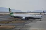 LEGACY-747さんが、関西国際空港で撮影したエバー航空 777-35E/ERの航空フォト(飛行機 写真・画像)