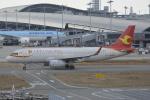 LEGACY-747さんが、関西国際空港で撮影した天津航空 A320-232の航空フォト(飛行機 写真・画像)