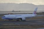 LEGACY-747さんが、関西国際空港で撮影したチャイナエアライン A350-941XWBの航空フォト(写真)