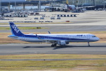 LEGACY-747さんが、羽田空港で撮影した全日空 A321-211の航空フォト(写真)