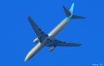 Tomo_lgmさんが、大分空港で撮影した大韓航空 737-9B5の航空フォト(写真)