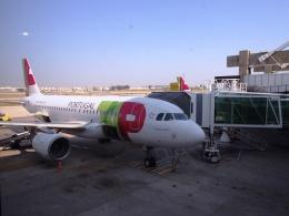 ken1☆MYJさんが、リスボン・ウンベルト・デルガード空港で撮影したTAPポルトガル航空 A319-111の航空フォト(飛行機 写真・画像)