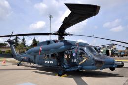チャーリーマイクさんが、横田基地で撮影した航空自衛隊 UH-60Jの航空フォト(飛行機 写真・画像)