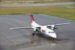 kumagorouさんが、久米島空港で撮影した琉球エアーコミューター DHC-8-314 Dash 8の航空フォト(写真)