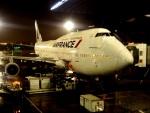 ken1☆MYJさんが、アントニオ・カルロス・ジョビン国際空港で撮影したエールフランス航空 747-428の航空フォト(写真)