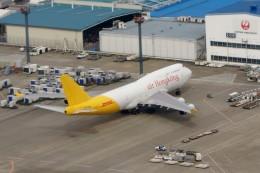 しんさんが、成田国際空港で撮影したエアー・ホンコン 747-467(BCF)の航空フォト(写真)