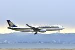 kix-boobyさんが、関西国際空港で撮影したシンガポール航空 A310-324の航空フォト(写真)