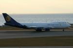 RJBB Spotterさんが、中部国際空港で撮影したグローバル・サプライ・システムズ 747-47UF/SCDの航空フォト(写真)