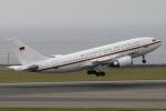 JPN Spotterさんが、中部国際空港で撮影したドイツ空軍 A310-304の航空フォト(飛行機 写真・画像)