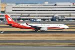 tsubasa0624さんが、羽田空港で撮影した上海航空 A330-343Xの航空フォト(写真)