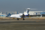 tsubasa0624さんが、羽田空港で撮影したOZORA INC  G-V-SP Gulfstream G550の航空フォト(写真)