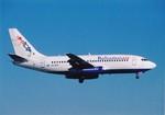 kusuyamaさんが、マイアミ国際空港で撮影したバハマスエア 737-2K5/Advの航空フォト(写真)