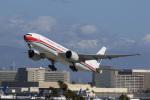 LAX Spotterさんが、ロサンゼルス国際空港で撮影した中国貨運航空 777-F6Nの航空フォト(写真)